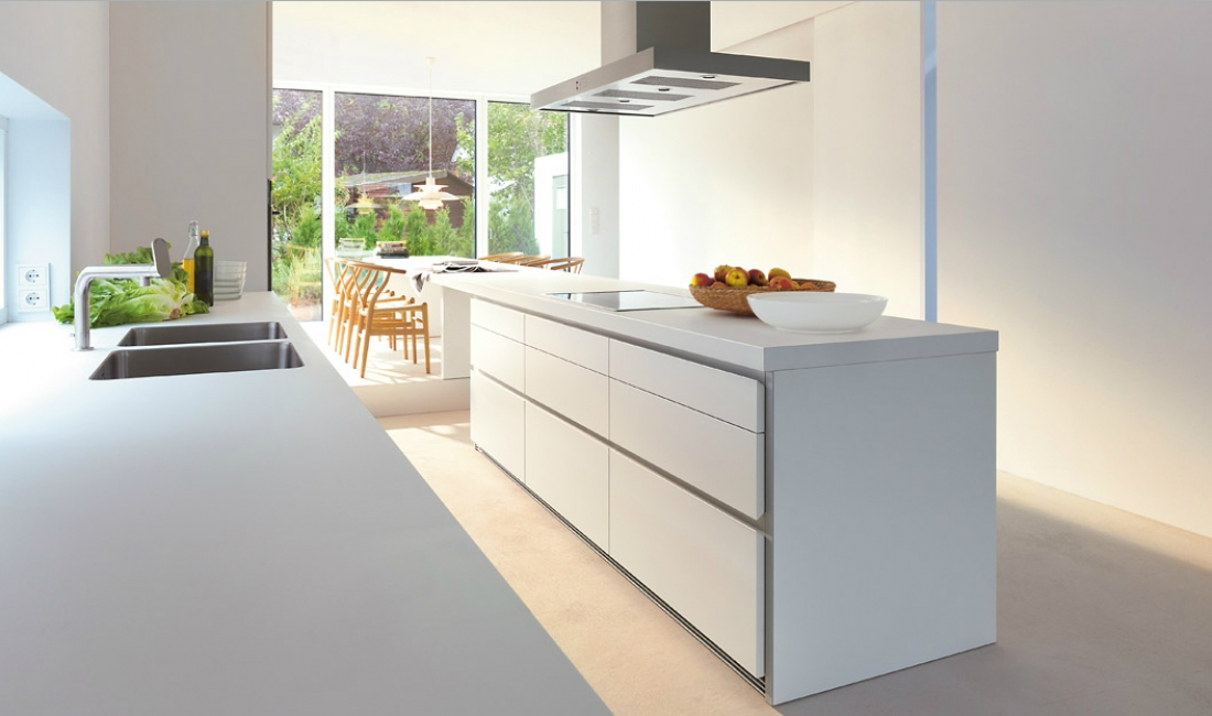 Bulthaup Bulthaup B2 In Winchester Showroom Designed And